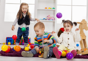 Baby Toddler Playtime @ Brockworth Link
