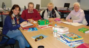 Italian class @ Brockworth Link