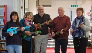 Ukelele Club @ Brockworth Link