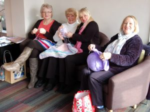 Knitting and Crocheting group @ Brockworth Link & Community Library