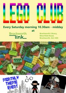 Lego Club @ Brockworth Link & Community Centre