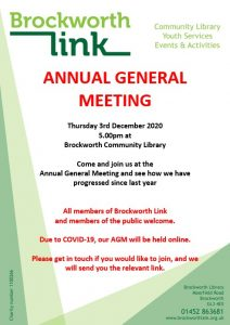 Annual General Meeting @ Online